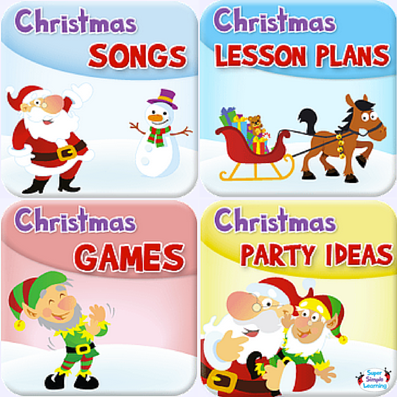 Get Christmas Lesson Plans, Games, Party Ideas, And More