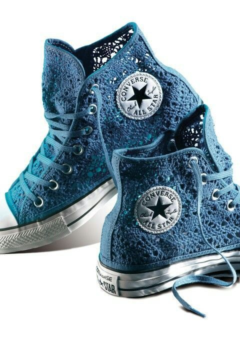 Chuck Taylor All Star Crochet Converse IT | Sapatos