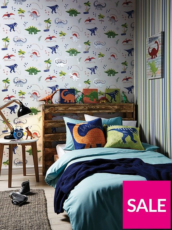 Pleasing Arthouse Dino Doodles Wallpaper In 2019 Levis Room Boys Home Remodeling Inspirations Genioncuboardxyz
