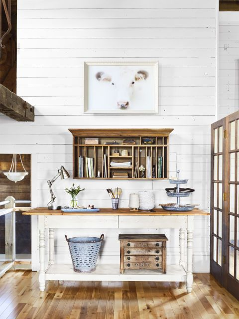 Wonderful 30+ Rooms That Perfectly Embody Farmhouse Style Photo
