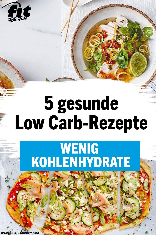 Low Carb Gesunde Rezepte Ohne Kohlenhydrate Gesunde Rezepte
