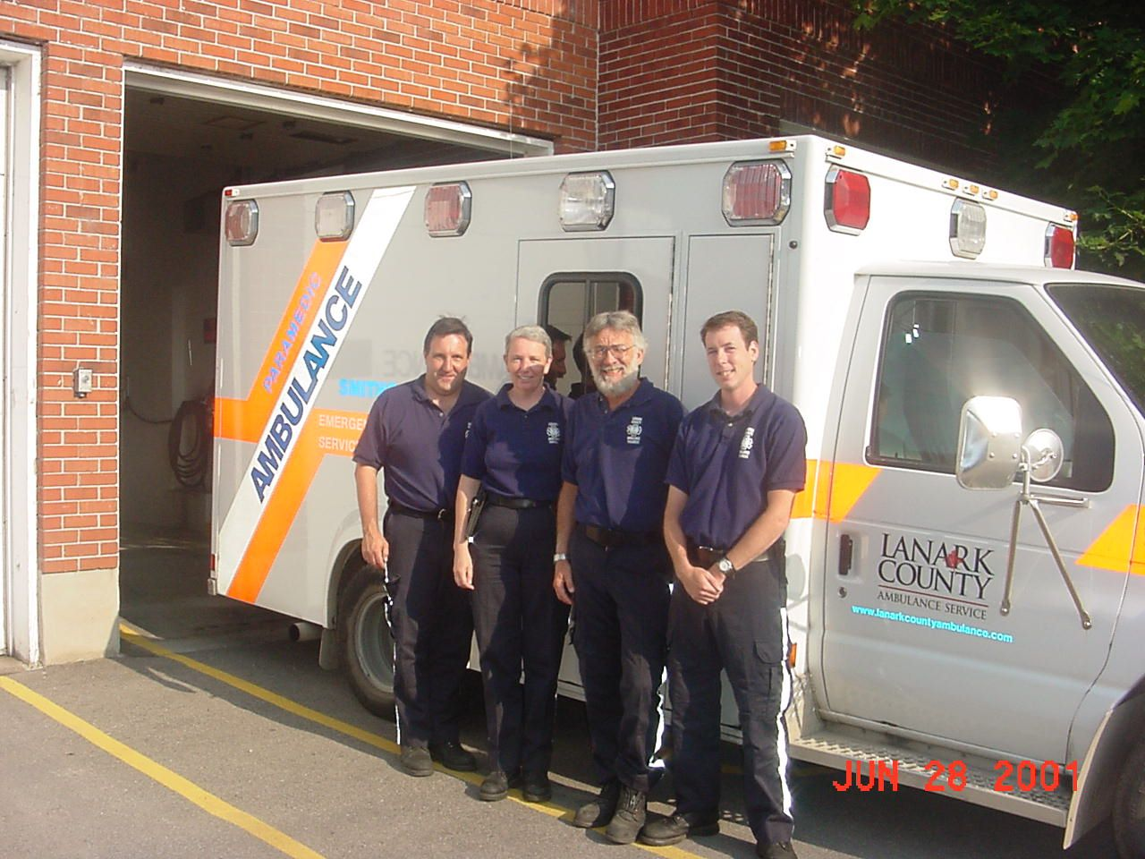 Paramedic  Paramedic Emca Susan Duncan Paramedic Emca Bob