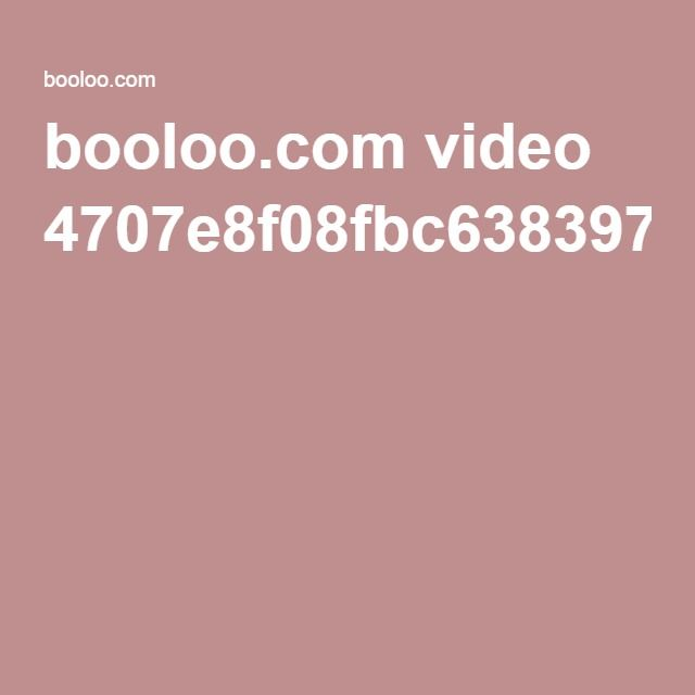 booloo video