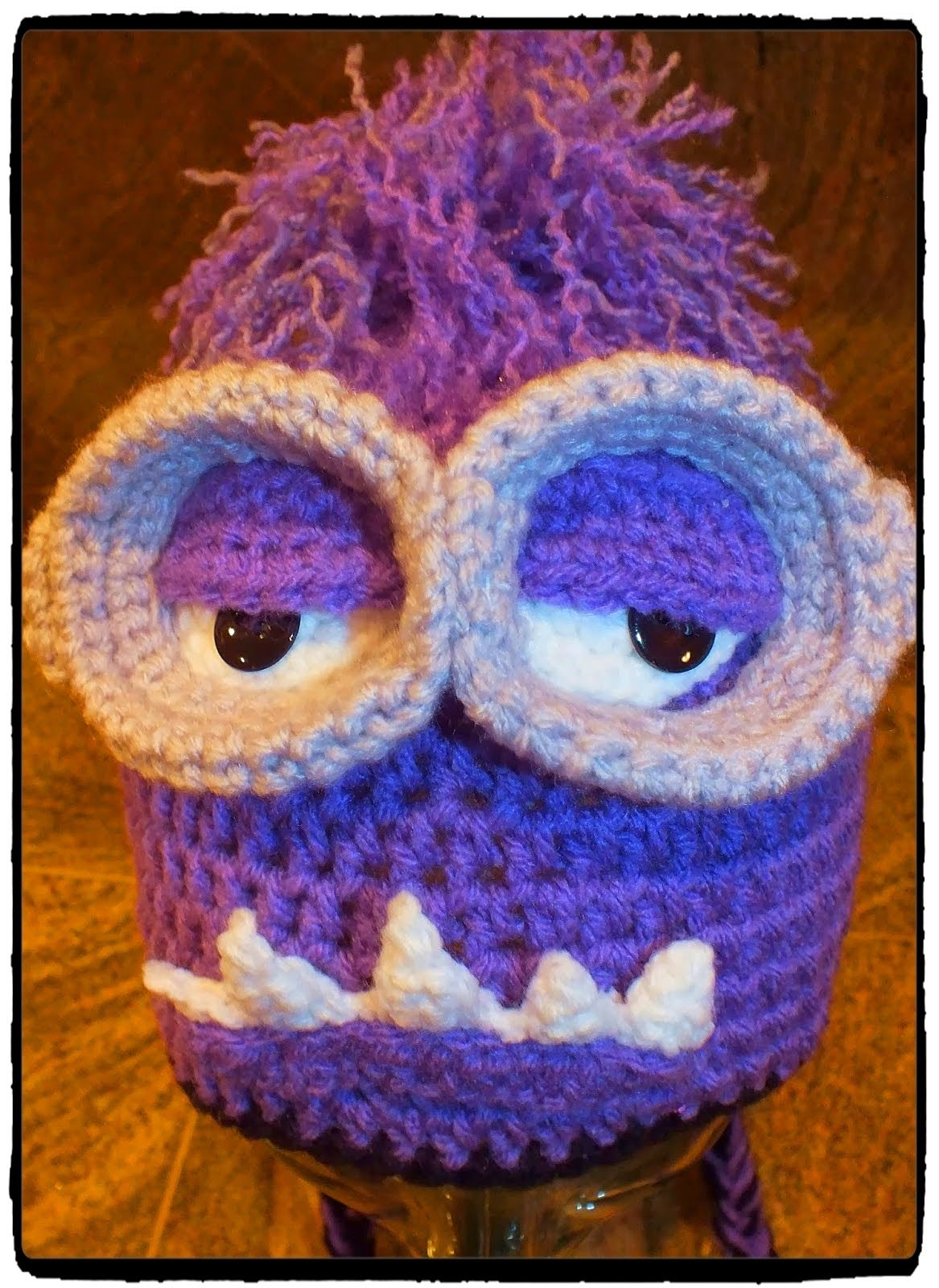 Crochet free patterns crafting free recipes decorating party tips crochet free patterns crafting free recipes decorating party tips cakes cooking poetry poems travel tips crochet crochet purple minion hatminion bankloansurffo Image collections