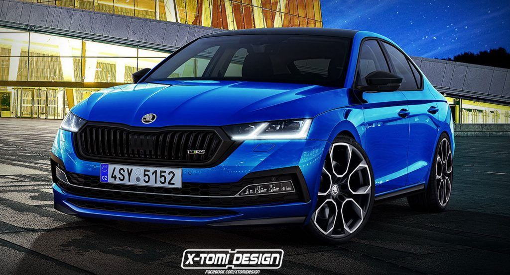 2020 Skoda Octavia Rs To Follow Cupra Leons Footsteps And Get A