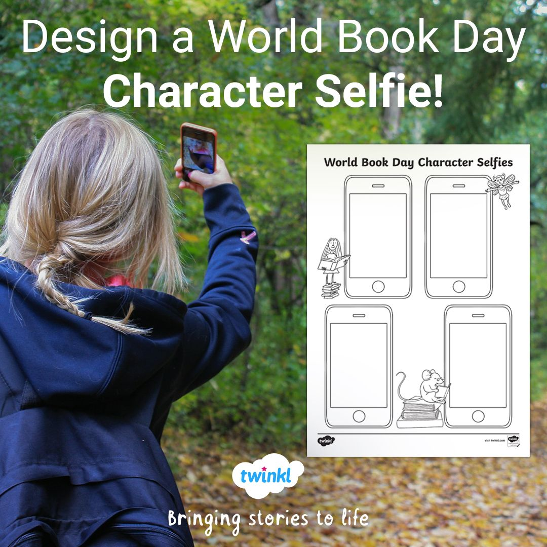 A Fun World Book Day Activity Ask Children To Imagine And