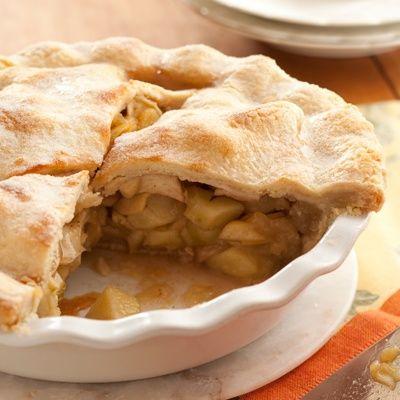 Recette de l'Apple Pie : la Célèbre Tarte aux Pommes Américaine #applepie