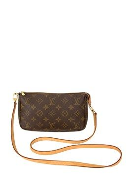 11d22bbf3b2b Louis Vuitton - Monogram Canvas Pochette Accessoires NM with Strap. Find it  at starbags.eu