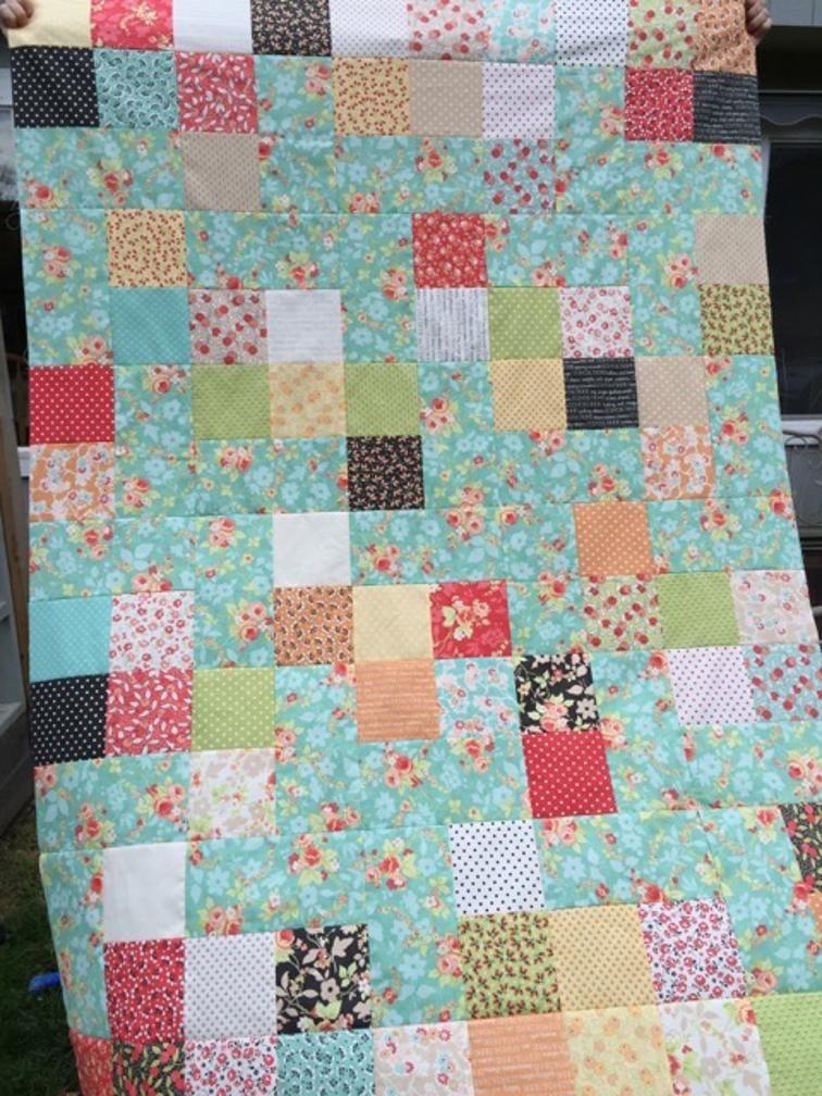 Square Quilt Patterns 40 Simple Square Quilt Designs Sewing Stunning Simple Square Quilt Patterns