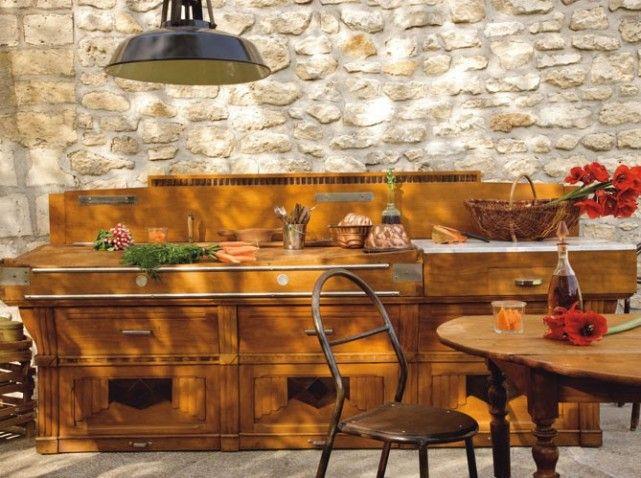 Billot Déco Intérieure Meubles Remarquables Pinterest - Meubles de kercoet pour idees de deco de cuisine