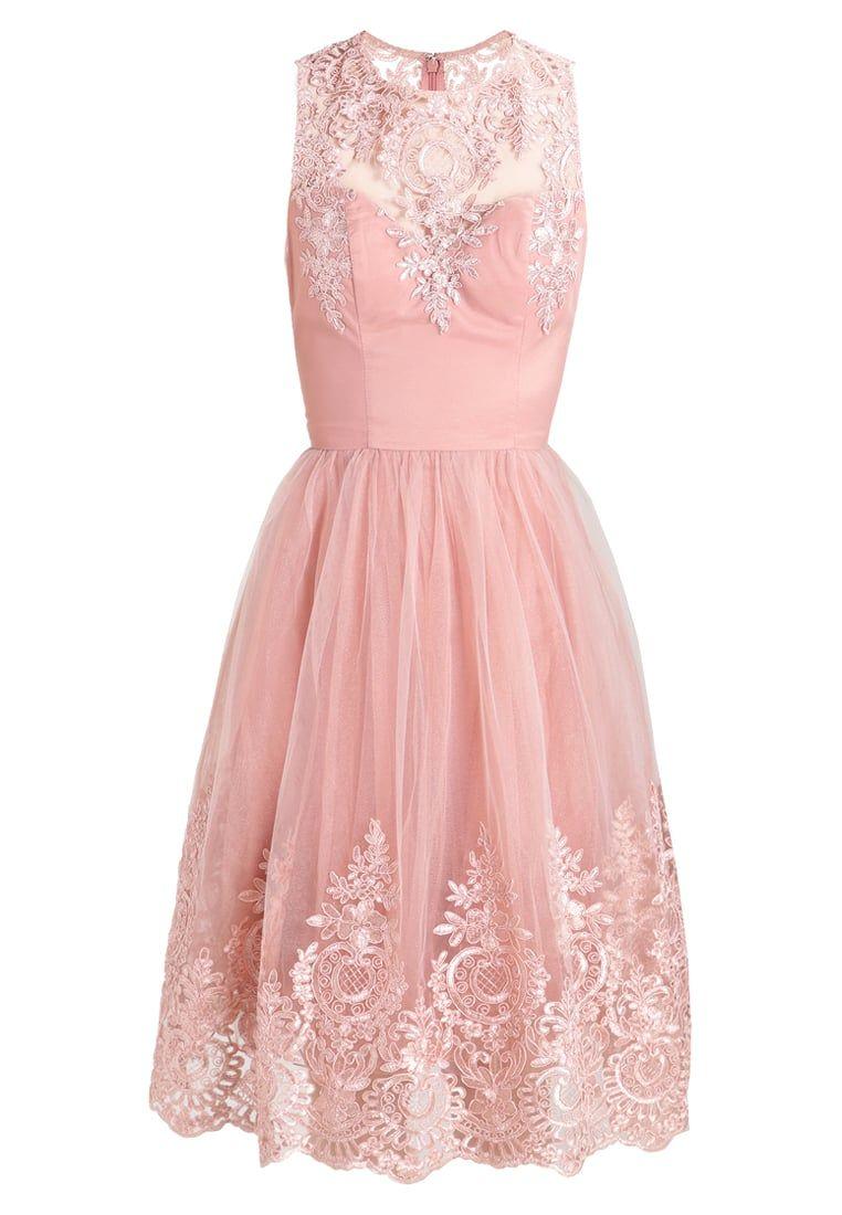 SHENAIS - Cocktailkleid/festliches Kleid - rose gold   Chi chi, Rose ...