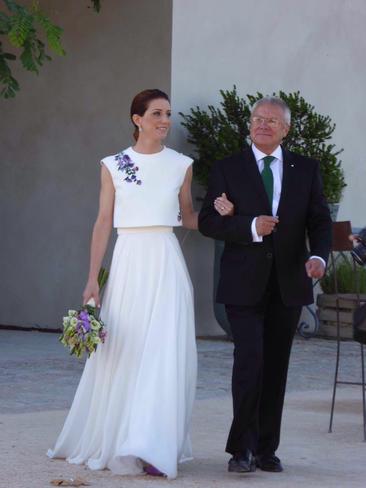 Precios vestidos de novia navascues