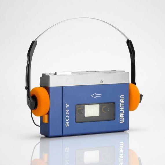 Refurbished Sony Walkman TPS-L2 - Guardians of the Galaxy Cassette ...