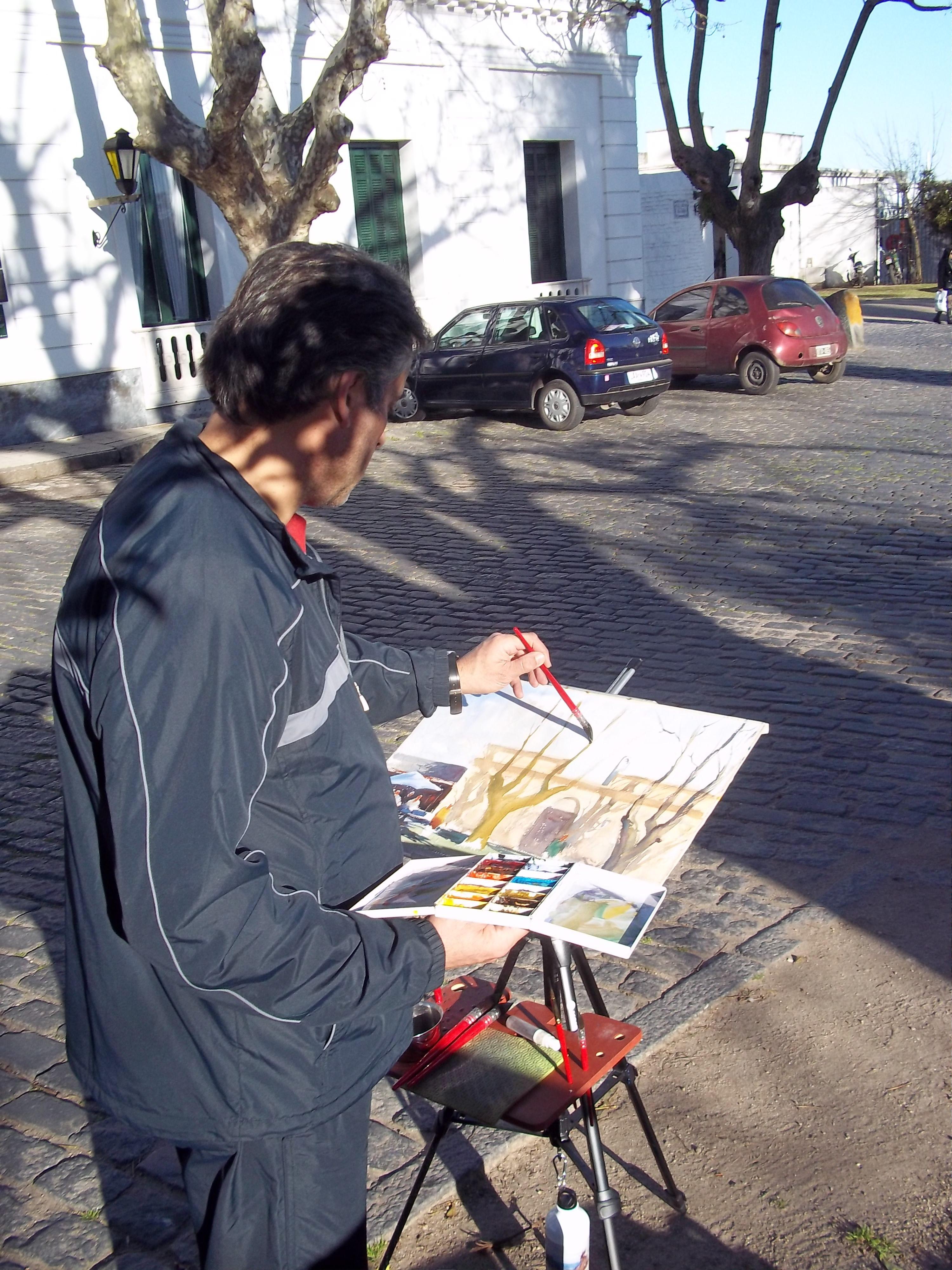 """""""Barrio Histórico II """" Colonia del Sacramento, Colonia - Uruguay"""