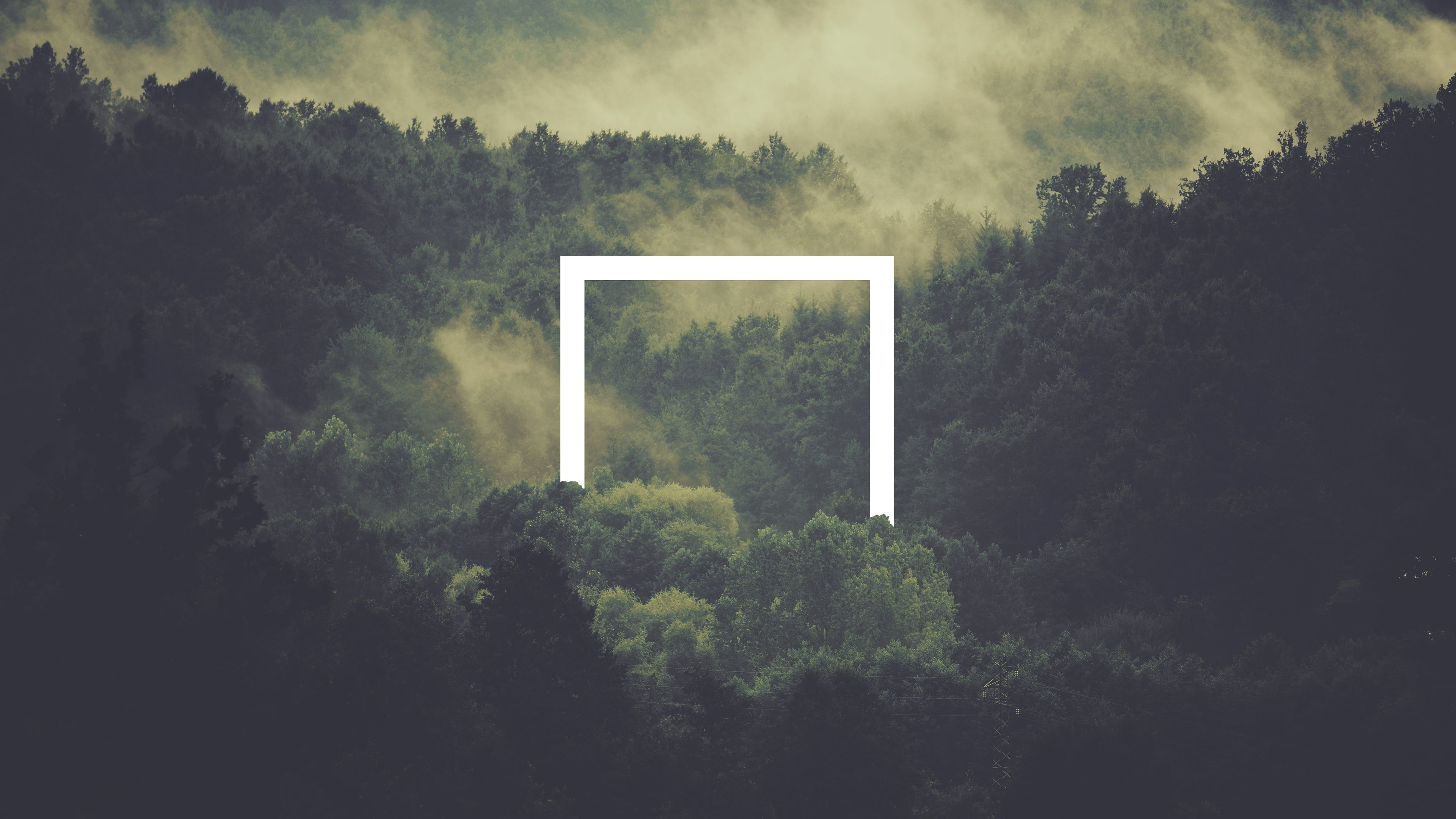 Abstract Vs Nature 4k Nature Wallpapers Hd Wallpapers Behance Wallpapers Abstract Wallpapers 4k Wa Abstract Shapes Photography Design Landscape Photography