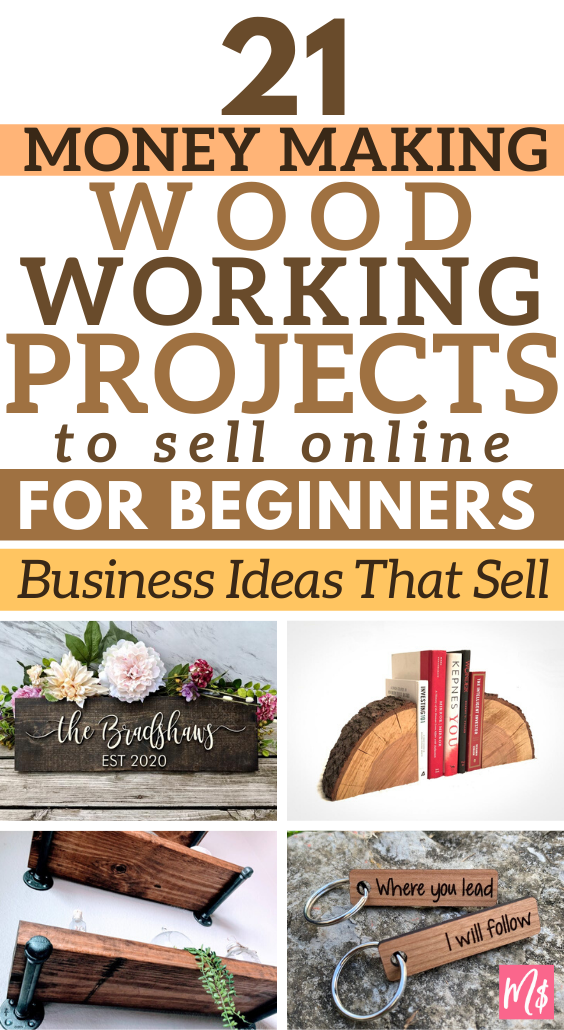 Hobby To Pro: Making Money Woodworking + 21 Woodwork Ideas ...