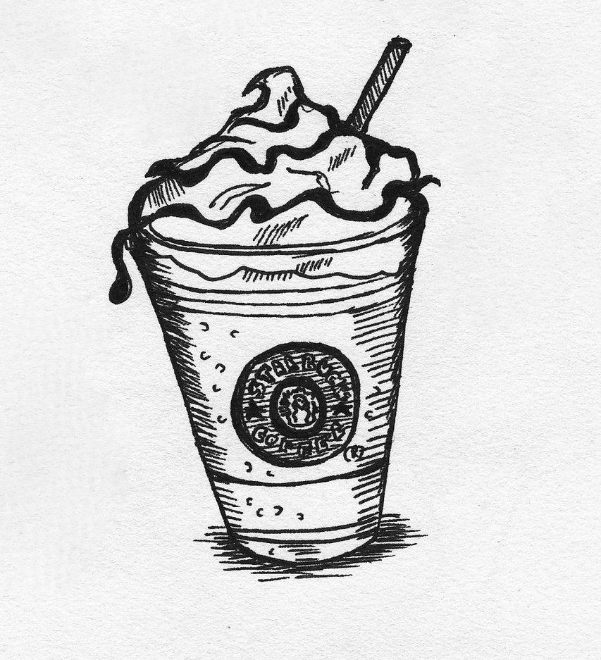 Epingle Par Justine Ripoche Sur Starbucks Coloring En 2020 Coloriage