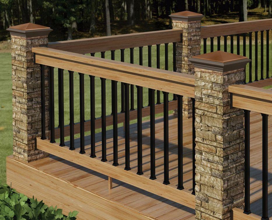 deck railing ideas. 20 creative deck railing ideas for