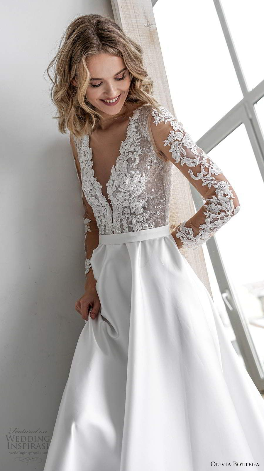 A-Line Wedding Dresses 2020/2021 Collections   Wedding