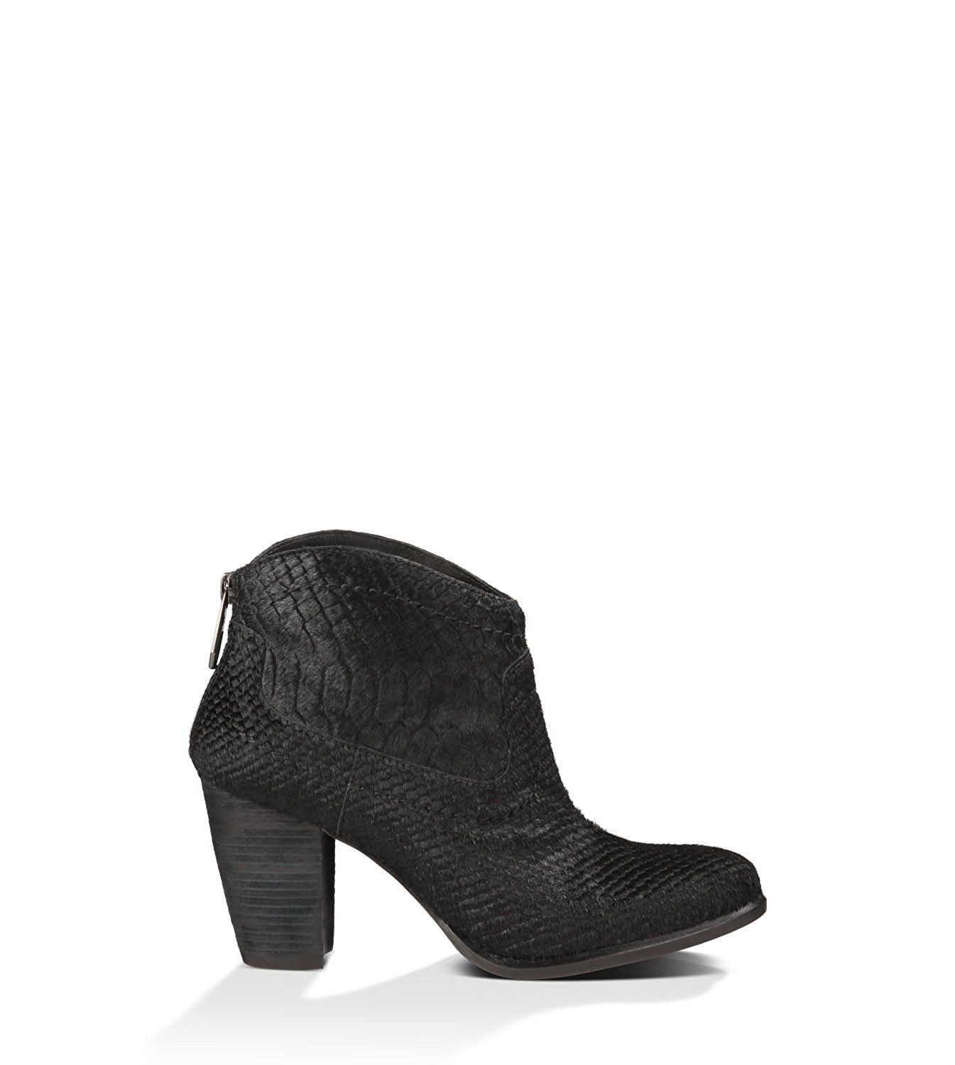 26abcf1a7ef UGG Women's Charlotte Snake Black Boot 11 B (M) >>> You can get more ...