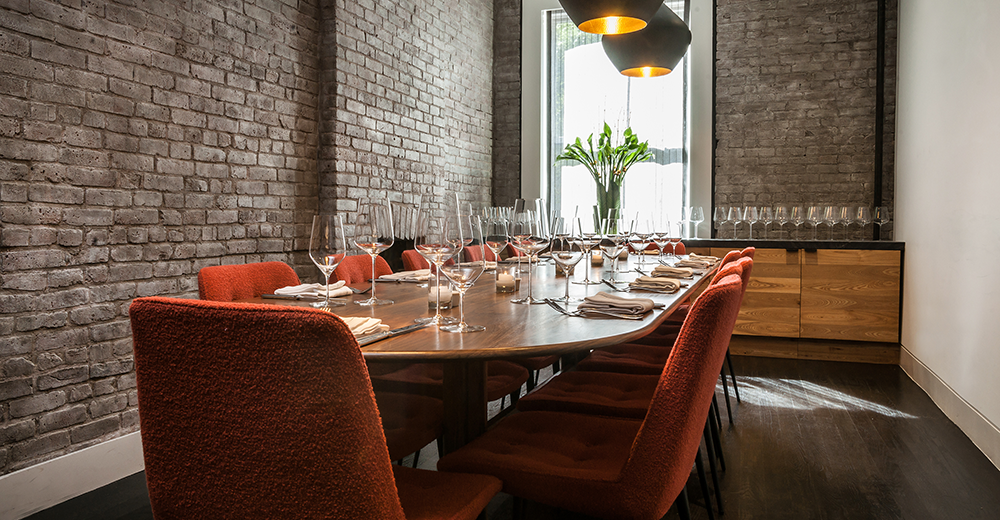 Six Standout Restaurant Private Event Spaces Private Dining Room