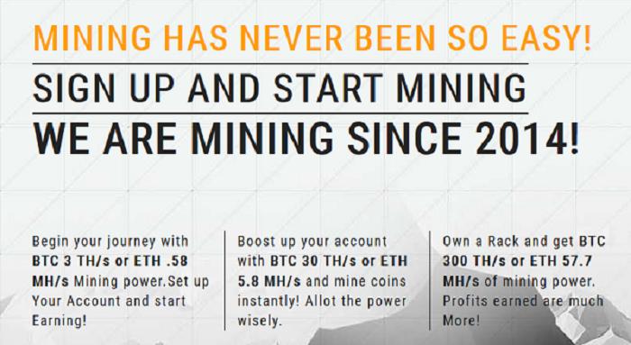 How many th to mine a bitcoin