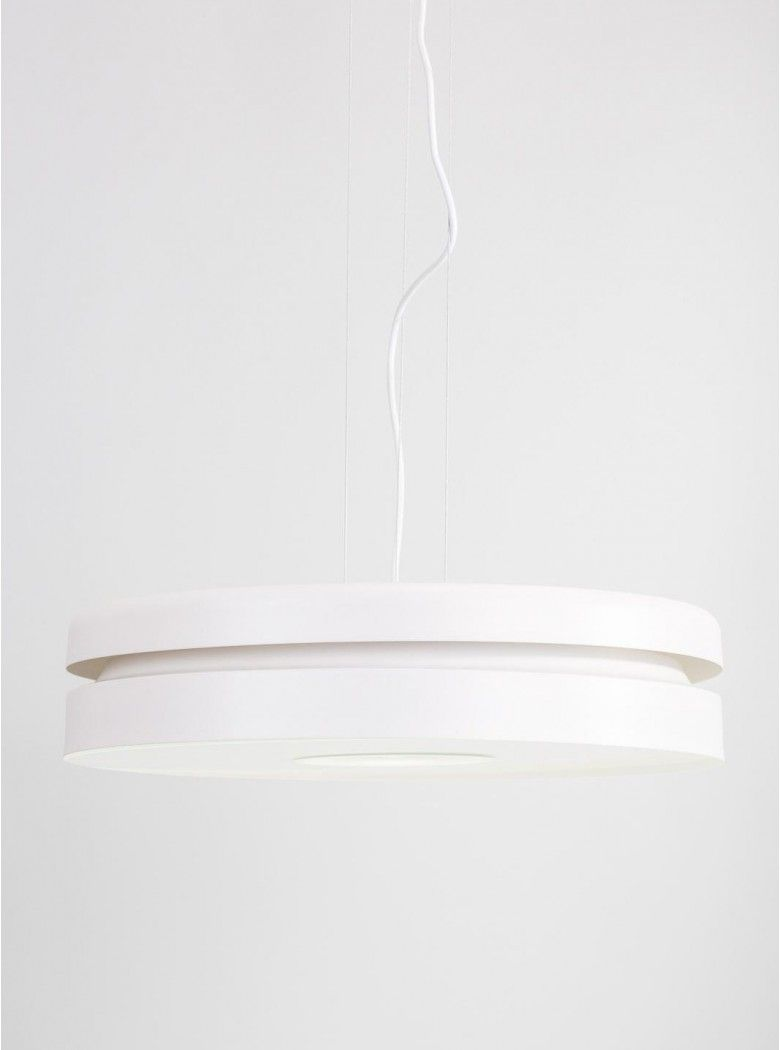 Clioro white metal pendant light | Home Lighting | Pinterest ...