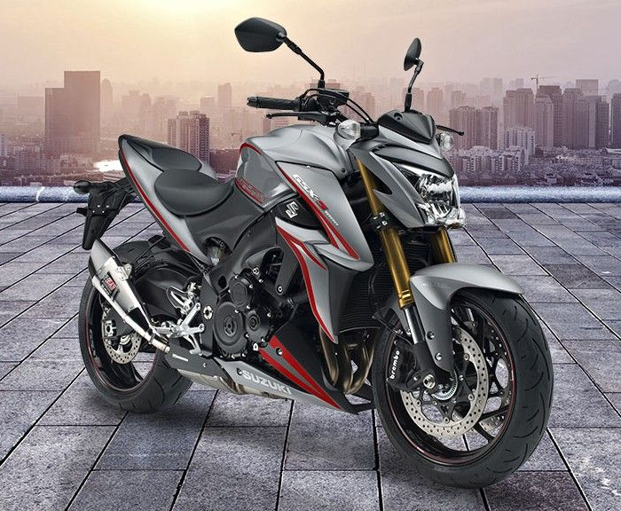 gsx s 1000 yoshimura special edition 2016 moto voitures. Black Bedroom Furniture Sets. Home Design Ideas
