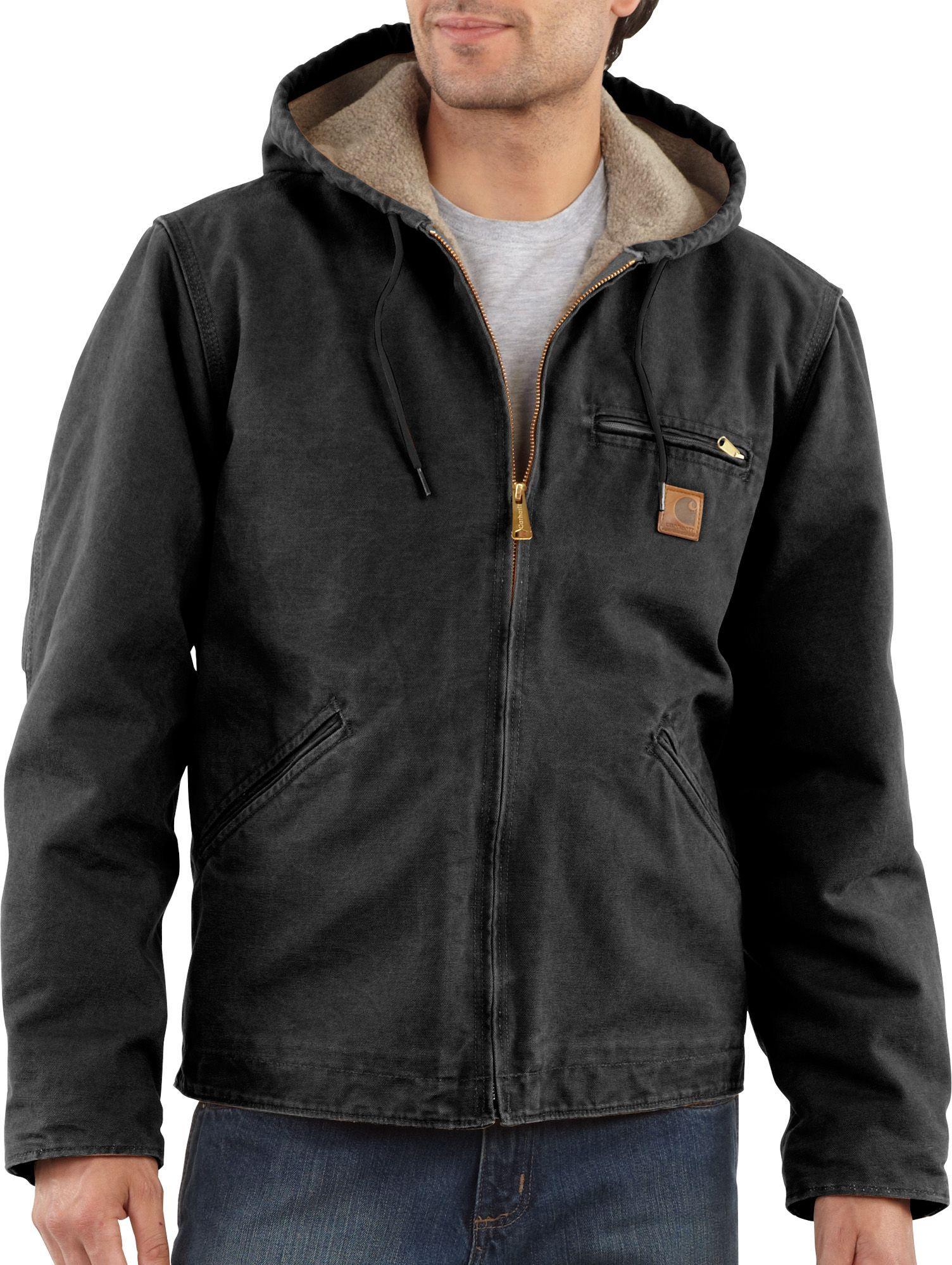 92ccc8b651a Carhartt Men s Sandstone Sierra Jacket in 2019
