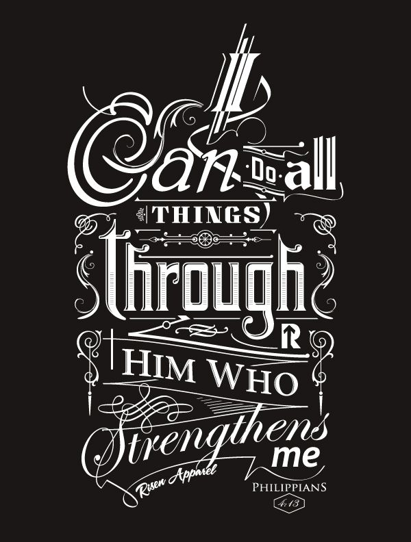 933a4a216ca I can do all things through him who strengthens me. Philippians 4 13  BIBLE  IN MY LANGUAGE