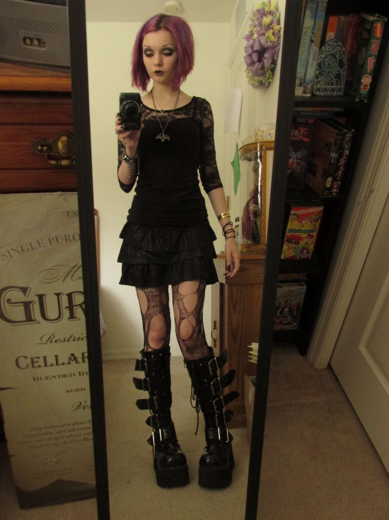 Gothic Trend Gothic Fashion Tips Summer Gothic And Clothes