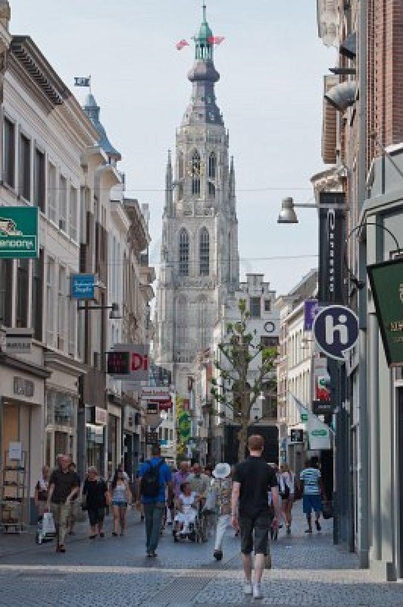 Breda, favourite shopping street ever!