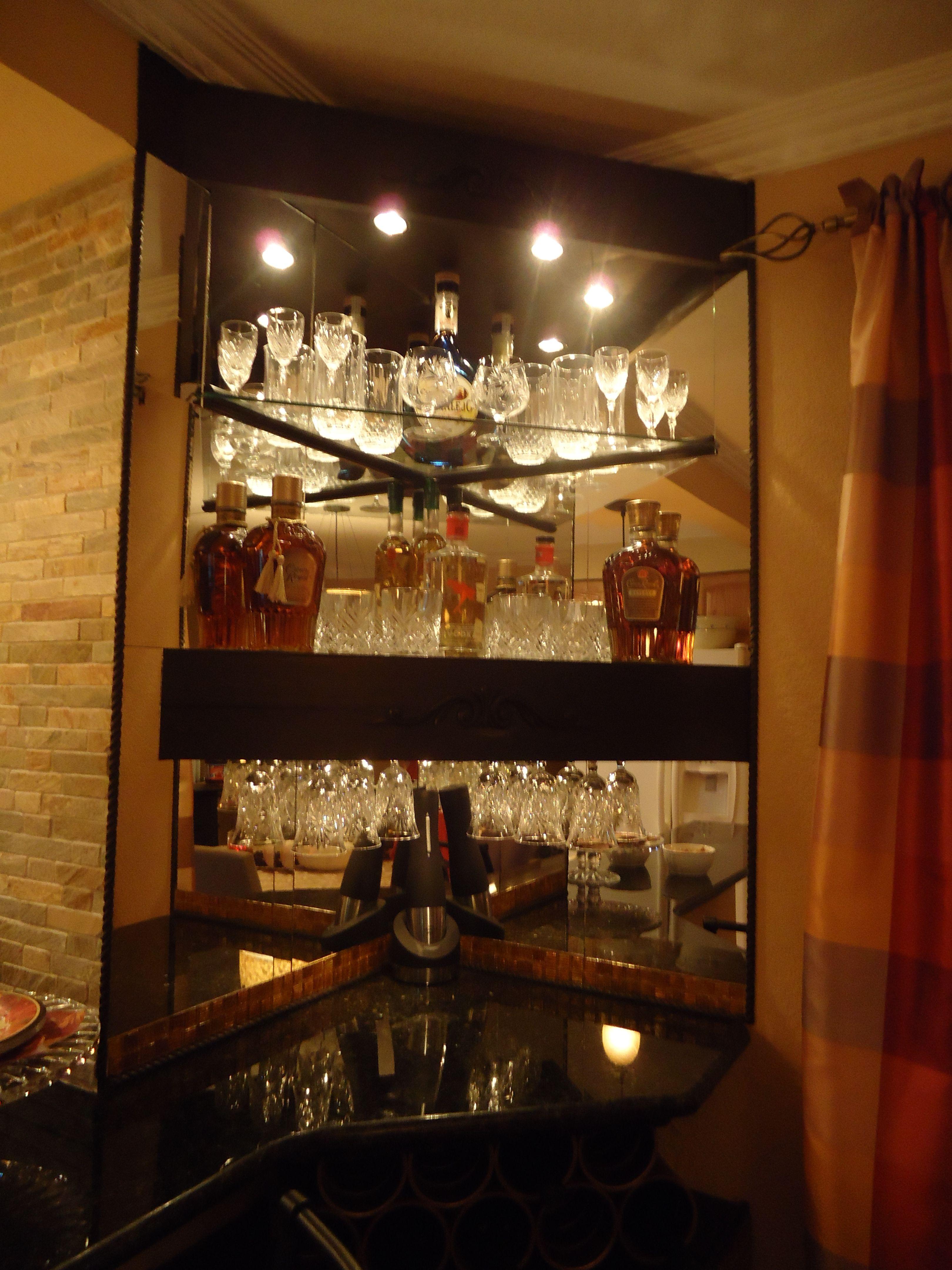 Diyed Corner Bar Home Sweet Home Dining Room Bar