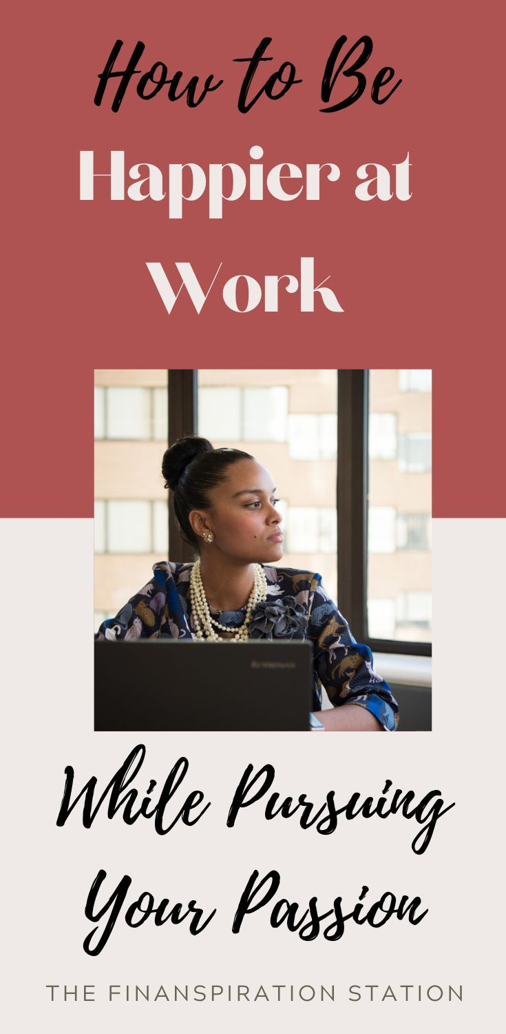 If youre currently in a job where you feel stuck then this article is for you Like many people you may feel unhappy at work because youre not passionate about your work T...