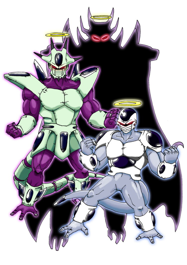 King Cold family new form by paan013 on DeviantArt | DAGON BALL Z ...