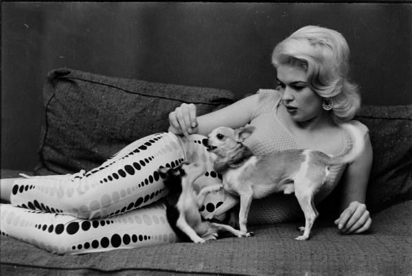 I Never Cared For Jayne Mansfield Until I Learned She Died W One