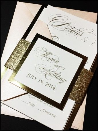 Pagan Wedding Invitations