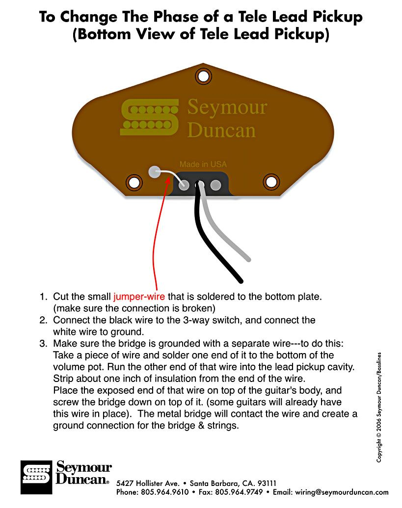 Wiring Diagram Cool Guitar Mods Pinterest Guitars And For Humbucker The Worlds Largest Selection Of Free Diagrams Strat Tele Bass More