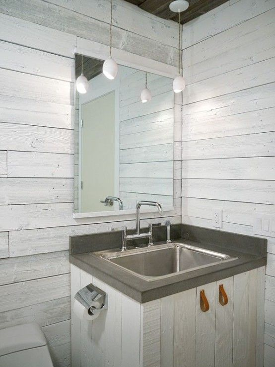 Going For A White Washed Wall Look In My Guest Bath Need