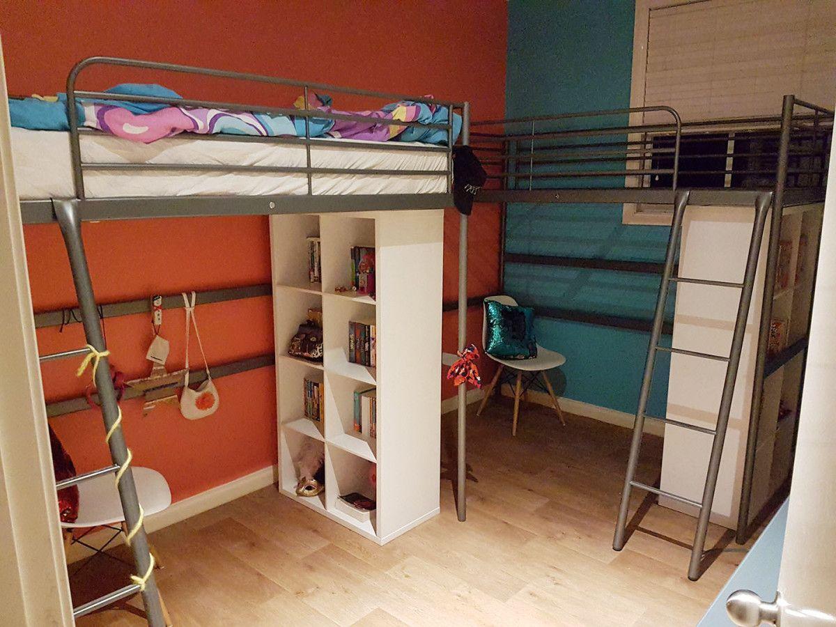 IKEA SVÄRTA Loft bed improvements for the 21st Century | Pinterest ...
