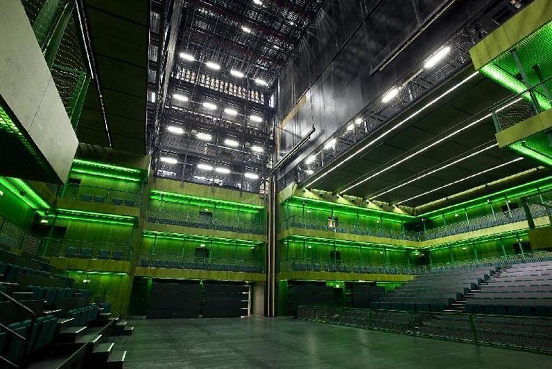 Opera House Madrid Meeting Rooms