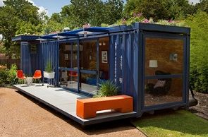 Shipping Container Art Studio Art studio at home