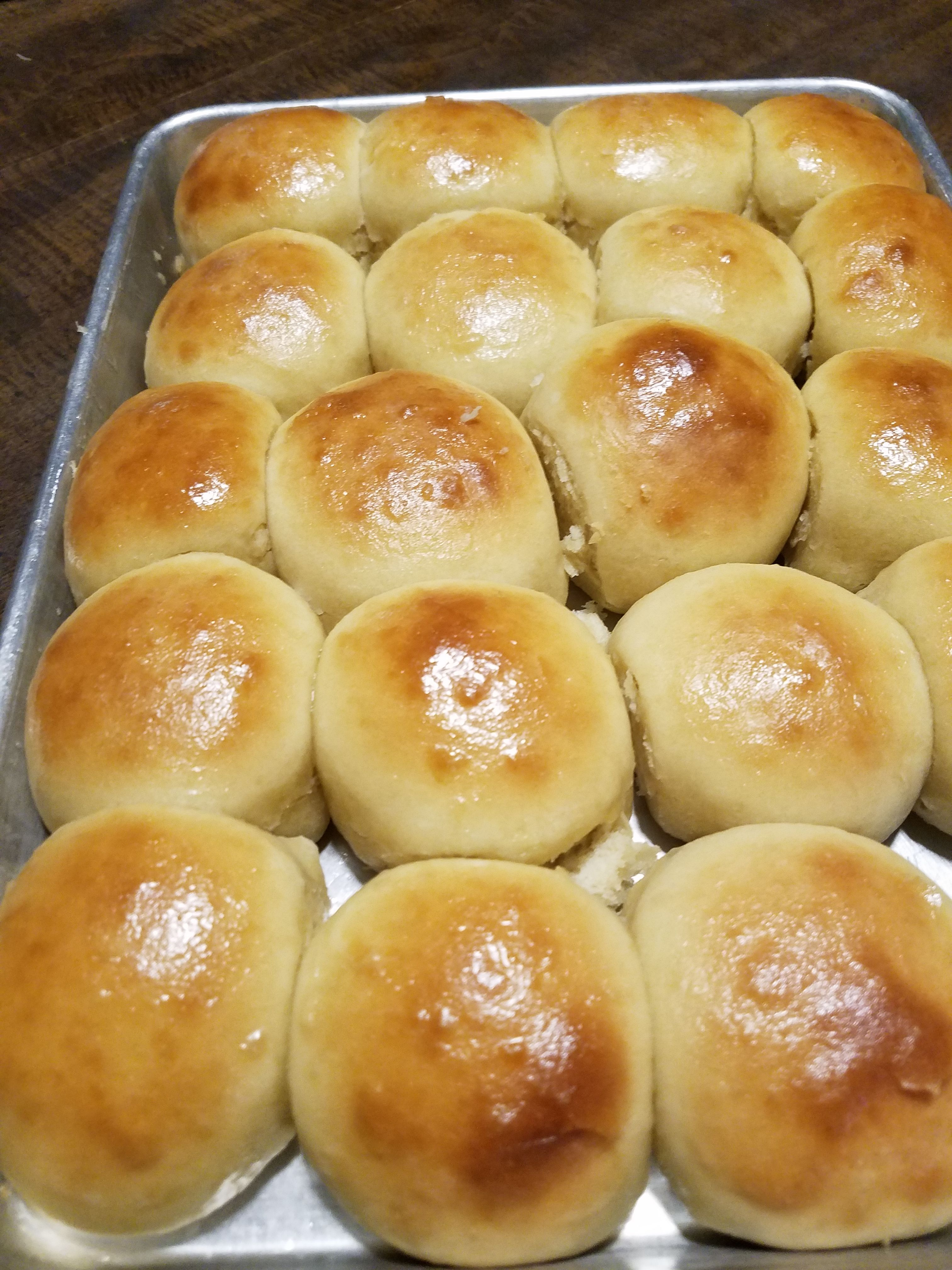 30 Minute Dinner Rolls Recipe  – Food.com