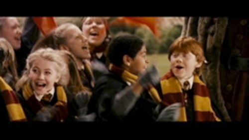 Julianne Hough In Harry Potter And The Sorcerer S Stone Daniel Radcliffe Harry Potter The Sorcerer S Stone