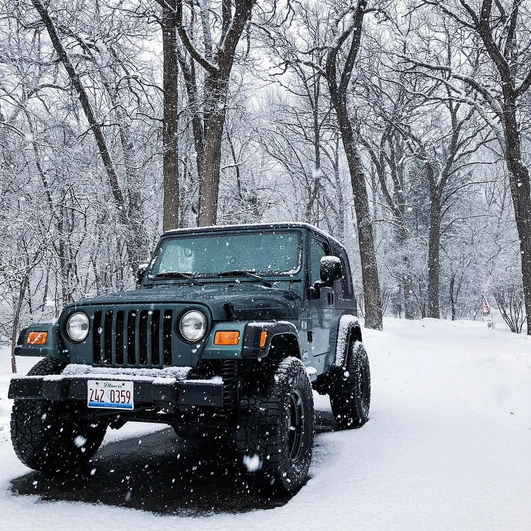 Snow Crusher Jared P Jeep Itsajeepthing Jeeplove Jeeplife Wrangler Jeepwrangler Jeepporn Jeepfamily Oiiiiiiio Dream Cars Jeep Old Jeep Jeep Cars