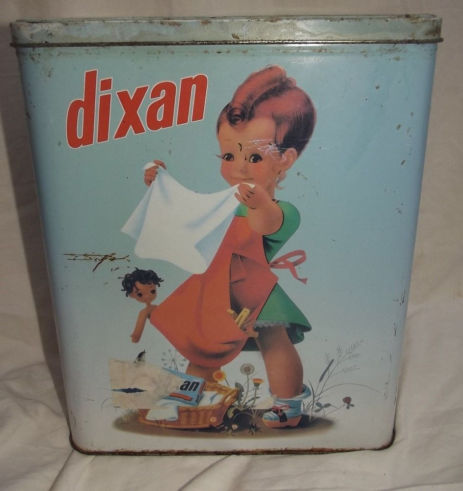 Image result for dixan retro