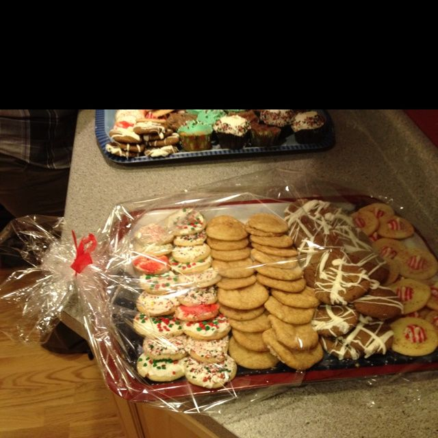 Christmas Cookie Trays Pinterest Holiday Cookie Tray Fenway S
