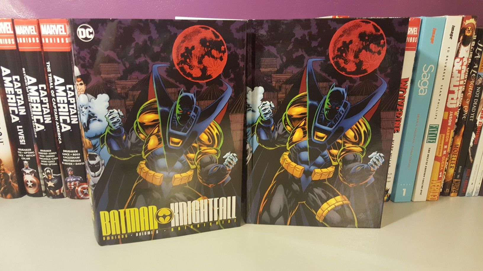 Batman Knightfall Omnibus Vol 2 Overview Video Https M Youtube Com Watch V Wqf8xxyfc1q Batman Batmankn Comic Book Collection Comic Collection Deathstroke