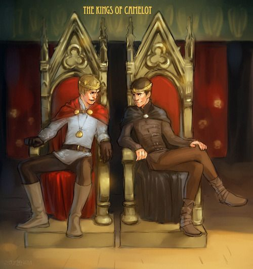 the kings of camelot!