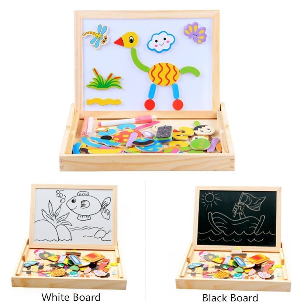 Magnetisches Holzpuzzles Puzzles in Spielzeug, Puzzles & Geduldspiele, Puzzles | eBay!
